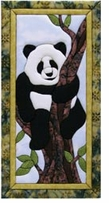 Panda Quilt Magic Kit