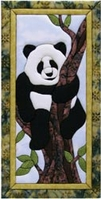 Panda Quilt Magic Kit - Click to enlarge