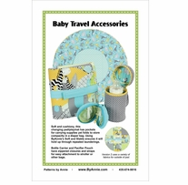 Patterns By Annie Baby Travel Accessories
