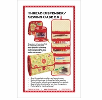 Patterns By Annie Thread Dispenser and Sewing Case 2.0