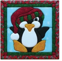Penguin Quilt Magic Kit