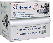 Poly-Fil Nu-Foam Rolled