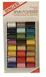 Polyester Thread Each Assorted Colors