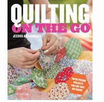 Potter Craft Books Quilting On The Go