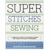 Potter Craft Books Super Stitches Sewing