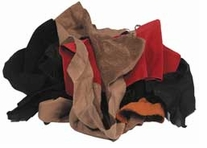 Premium Leather Trim Pack Assorted Colors