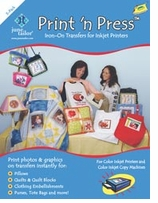 Print 'n Press Iron-On Transfer Paper