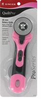 Professional Series QuiltPro Rotary Cutter with 2 Blades