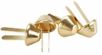 Purse Feet Gold 14mm