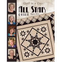 Quilt In A Day All Star Quilts