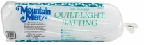 Quilt-Light Polyester Batting Queen Size