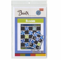 Quilt Queen Designs BasiX Patterns Bloom