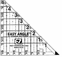 Quilter's Easy Angle I
