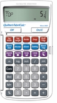 Quilter's FabriCalc Quilt Design and Fabric Calculator