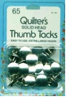 Quilter's Thumb Tacks 1/2in