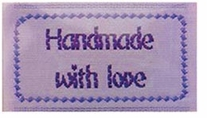 Quilting Labels Iron-On Lovelabels Handmade With Love