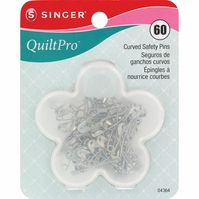 Quilting Supplies - Safety Pins - Basting Pins - Click to enlarge