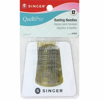 QuiltPro Basting Needles with Magnet Size 7