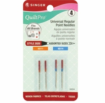QuiltPro Universal Regular Point Needles #04354