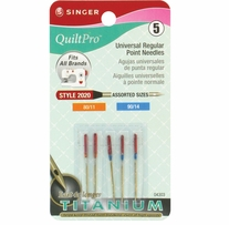 QuiltPro Universal Regular Point Needles #04303