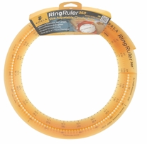 Ring Ruler 360 Degree Circular Ruler Inches