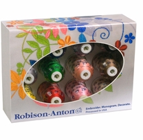 Robison-Anton Super Strength Rayon Collection Gift Pack 12/Pkg