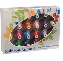 Robison-Anton Super Strength Rayon Collection Gift Pack 24/Pkg