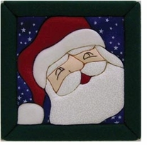 Santa Quilt Magic Kit