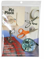 Scissor Spot, Pin Place Magnetic Holder