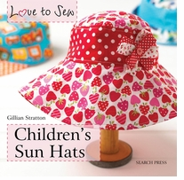 Search Press Books Children's Sun Hats