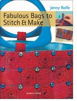 Search Press Books Fabulous Bags To Stitch and Make
