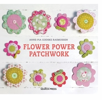 Search Press Books Flower Power Patchwork