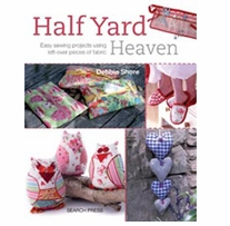 Search Press Books Half Yard Heaven