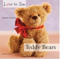 Search Press Books Love To Sew Teddy Bears
