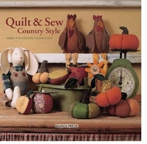 Search Press Books Quilt and Sew Country Style