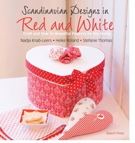 Search Press Books Red And White
