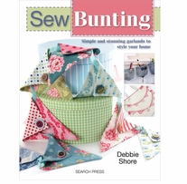Search Press Books Sew Bunting