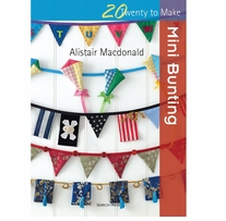 Search Press Books Twenty To Make Mini Bunting