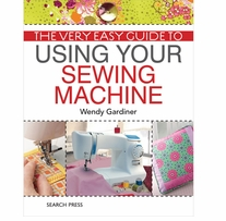 Search Press Books Using Your Sewing Machine