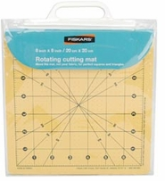Self Healing Rotating Cutting Mat 8inx8in