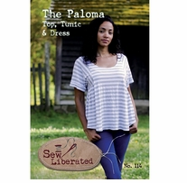 Sew Liberated Patterns The Paloma Top