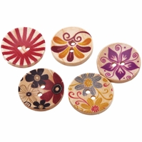 Sewing Buttons & Craft Buttons - Click to enlarge