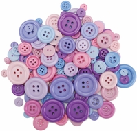 Sewing Fastenings - Buttons - Click to enlarge