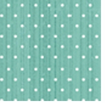 Shabby Chic Turquoise Dot 43inX5yds 100% Cotton D/R
