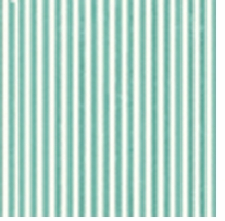 Shabby Chic Turquoise Stripe 43inX10yds 100% Cotton D/R
