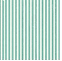 Shabby Chic Turquoise Stripe 43inX5yds 100% Cotton D/R