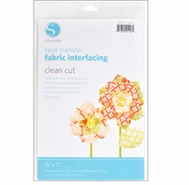 Silhouette Clean Cut Fabric Interfacing 36inx17in