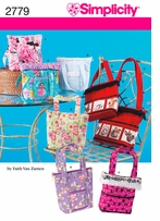 Simplicity Patterns Accessories