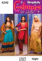 Simplicity Patterns Costumes - Click to enlarge