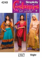 Simplicity Patterns Costumes